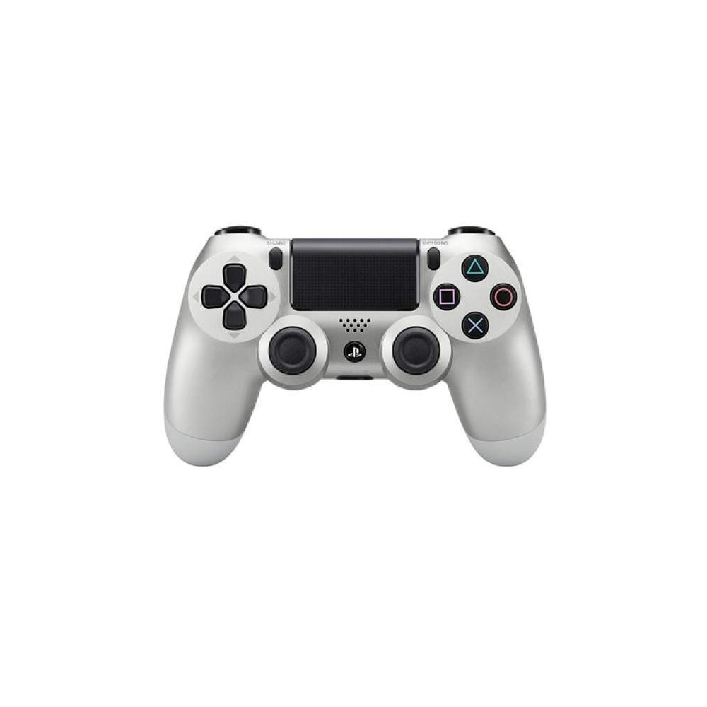 CONTROLLER DUAL SHOCK 4 ARGENT NEUF