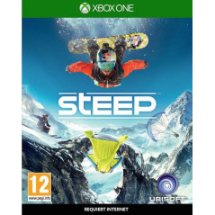 STEEP GOLD EDITION PS4 PAL-FR NEUF (PRECOMMANDE )