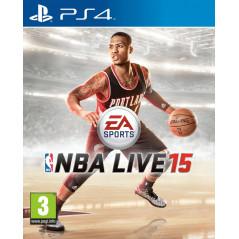 NBA LIVE 15 PS4 UK OCC