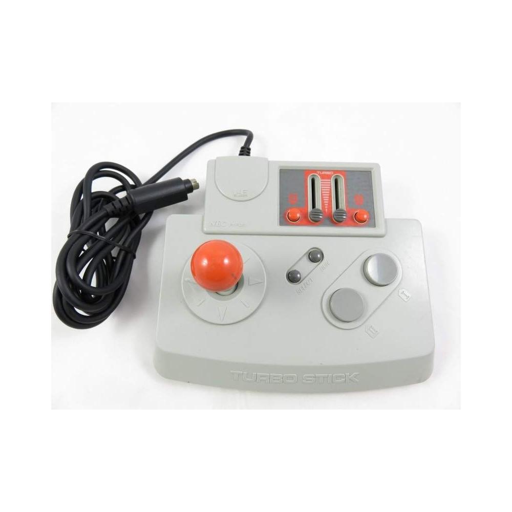 CONTROLLER TURBO STICK NEC PC ENGINE PI-PD4 NTSC-JPN LOOSE