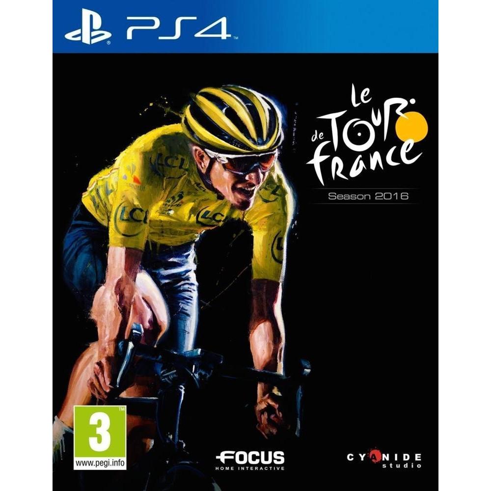 LE TOUR DE FRANCE 2016 PS4 FR