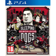 SLEEPING DOGS DEFINITIVE EDITION PS4 PAL OCCASION