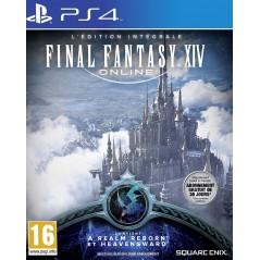 FINAL FANTASY XIV INTEGRALE PS4 VF