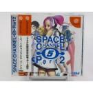 SPACE CHANNEL 5 PART 2 DREAMCAST NTSC-JPN OCCASION