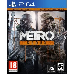 METRO REDUX PS4 VF OCC