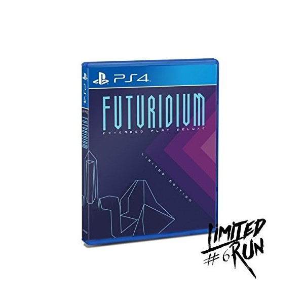 FUTURIDIUM EXTEND PLAY DELUXE PS4 UK