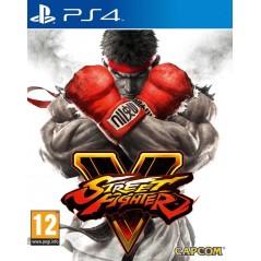 STREET FIGHTER V PS4 VF