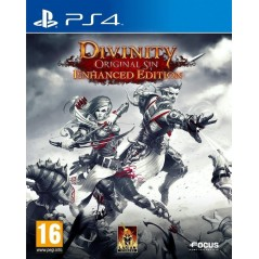 DIVINITY ORIGINAL SIN PS4 VF OCC