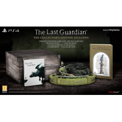THE LAST GUARDIAN COLLECTOR EDITION PS4 EURO FRANCAIS NEW