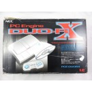 CONSOLE NEC PC ENGINE DUO-RX COMPLETE NTSC-JPN