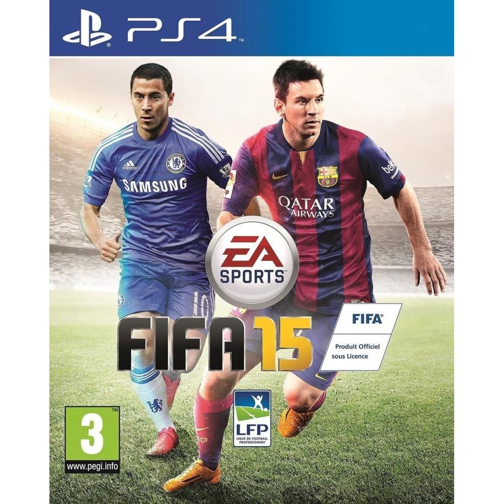 FIFA 15 PS4 VF OCC