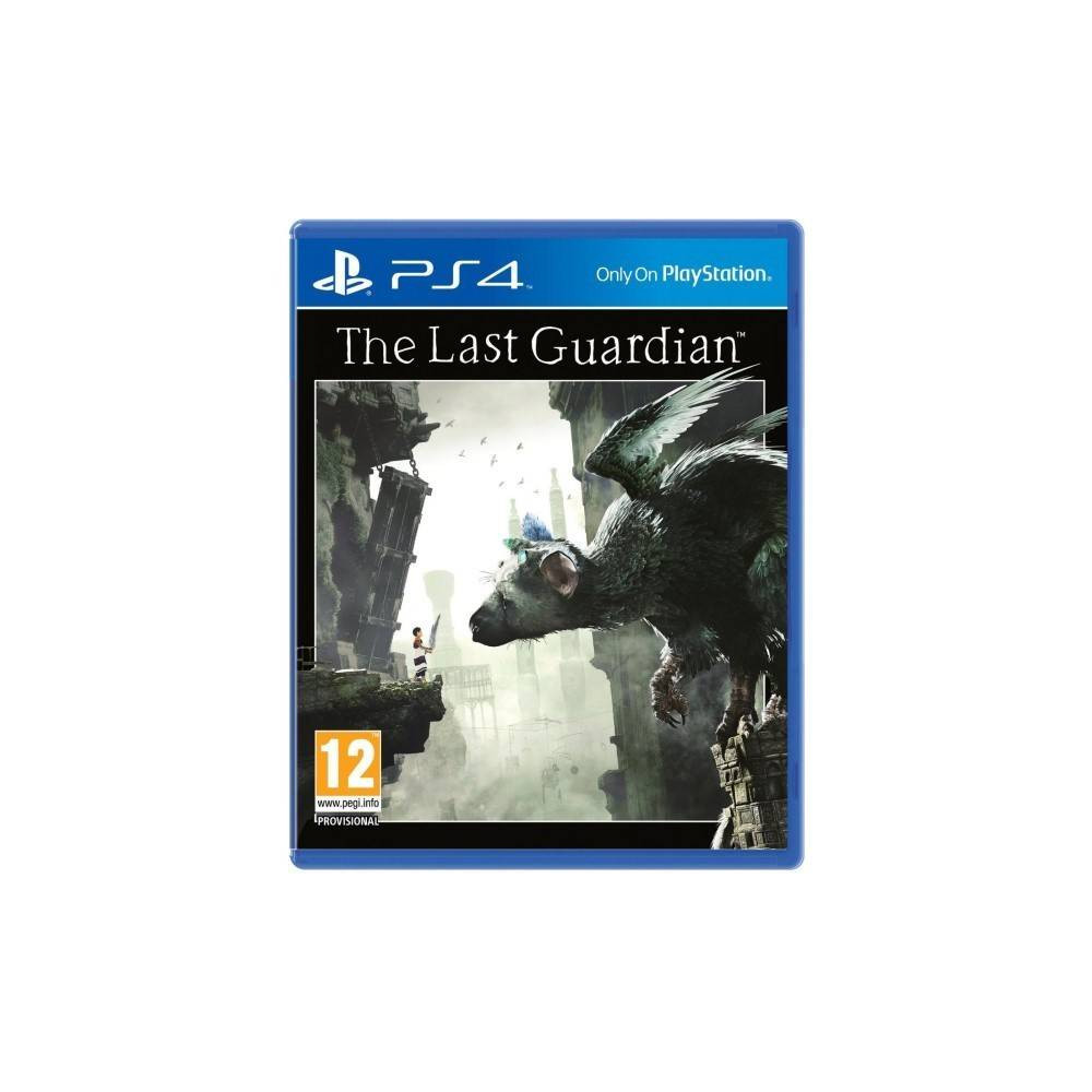 THE LAST GUARDIAN PS4 ANGLAIS OCCASION