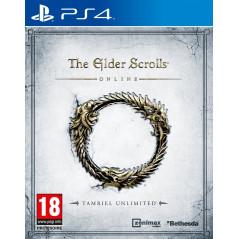 THE ELDER SCROLLS ONLINE TAMRIEL PS4 VF OCC