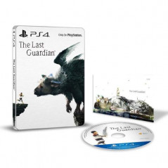 THE LAST GUARDIAN SPECIAL EDITION PS4 EURO FRANCAIS NEW