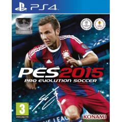 PES 2015 PS4 VF OCC