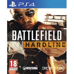 BATTLEFIELD HARDLINE PS4 VF OCC