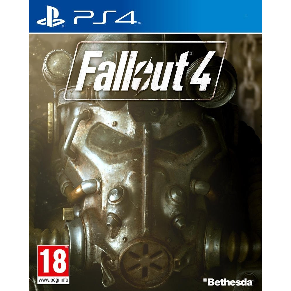 FALLOUT 4 PS4 FR OCCASION