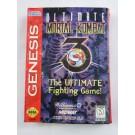 ULTIMATE MORTAL KOMBAT 3 GENESIS NTSC-USA OCCASION