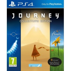 JOURNEY EDITION COLLECTOR P4 VF