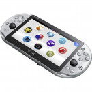 CONSOLE PS VITA WIFI SLIM SILVER JPN NEW
