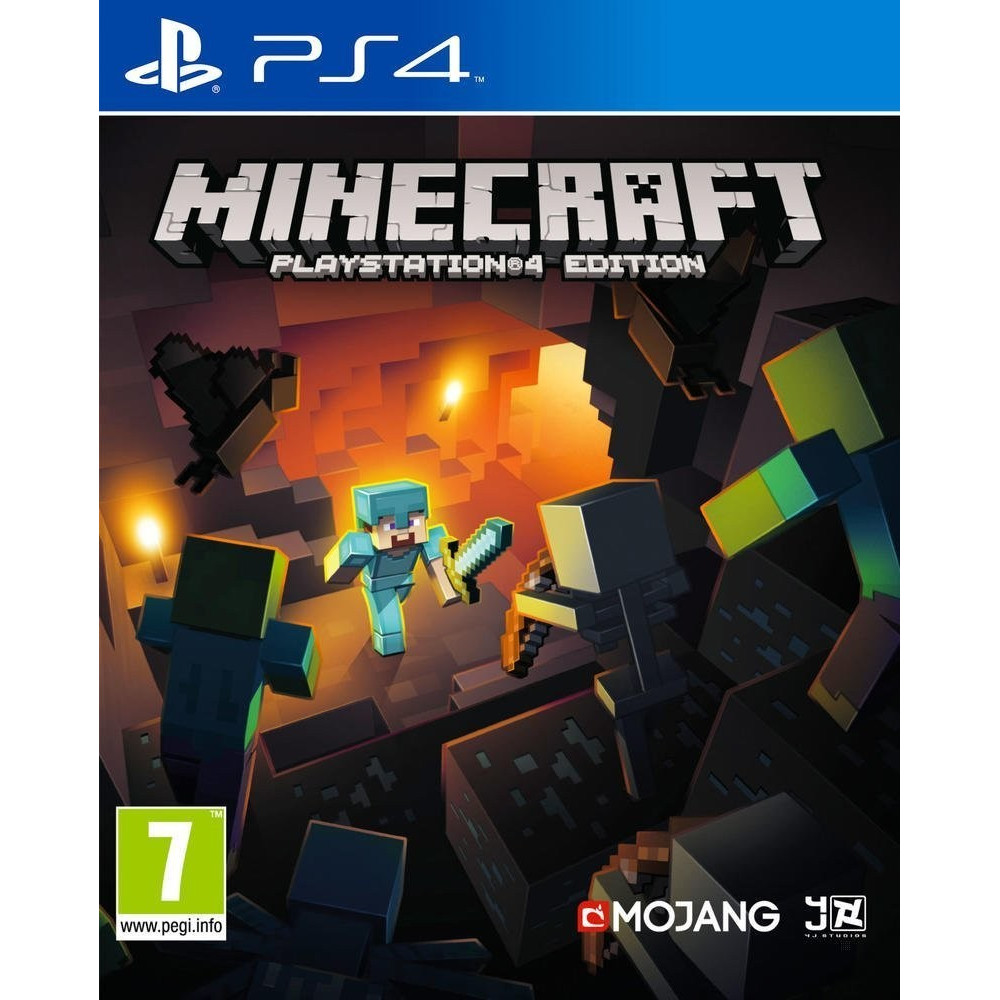 MINECRAFT PS4 VF