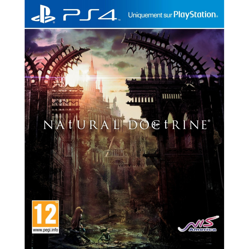 NATURAL DOCTRINE PS4 EURO OCCASION