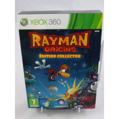 RAYMAN ORIGINS EDITION COLLECTOR XBOX 360 FR OCCASION
