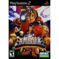 NEO GEO BATTLE COLISEUM PS2 NTSC-USA OCCASION
