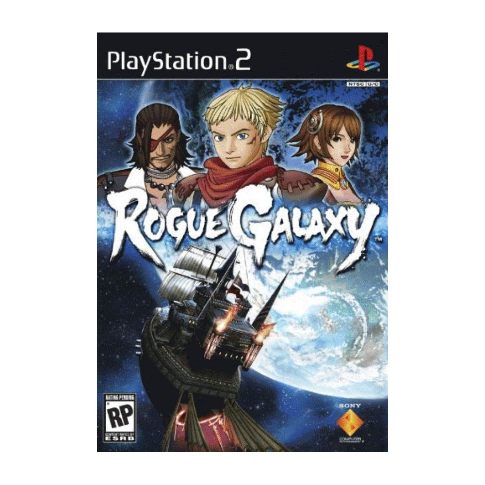 ROGUE GALAXY PS2 NTSC-USA OCCASION