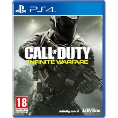 CALL OF DUTY INFINITE WARFARE PS4 FR NEW