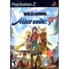 WILD ARMS ALTER CODE F PS2 NTSC-US OCCASION
