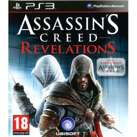 ASSASSIN S CREED REVELATIONS PS3 FR OCCASION