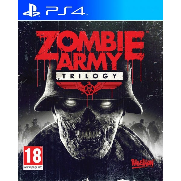 ZOMBIE ARMY TRILOGY PS4 VF OCC