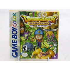 DRAGON WARRIOR MONSTERS 2 COBI S JOURNEY GAMEBOY COLOR USA NEW
