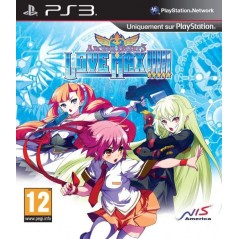 ARCANA HEARTS 3 LOVE MAX!!!!! PS3 PAL-FR OCCASION