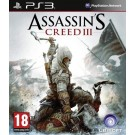 ASSASSIN S CREED III PS3 FR OCCASION