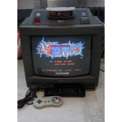 CONSOLE TV SHARP SUPER FAMICOM NAIZOU SF1 14 INCH OCCASION