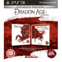 DRAGON AGE ORIGINS ULTIMATE EDITION PS3 UK OCCASION