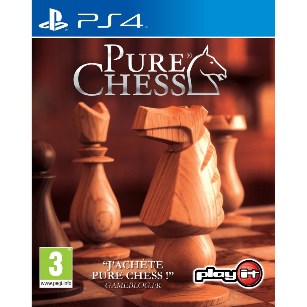 PURE CHESS PS4 VF