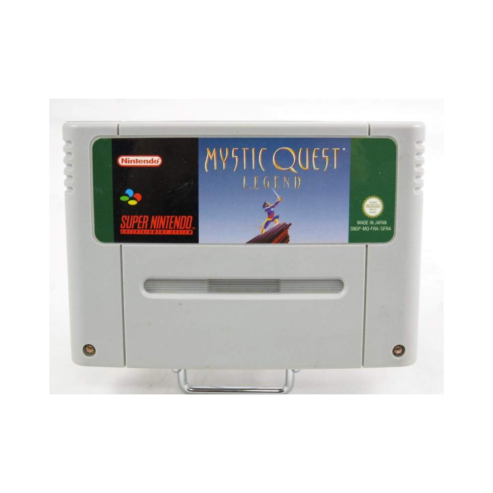 MYSTIC QUEST LEGEND SNES PAL-SFRA LOOSE