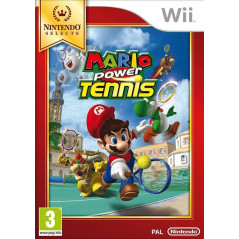 MARIO POWER TENNIS (NINTENDO SELECTS) WII PAL-FRA OCCASION