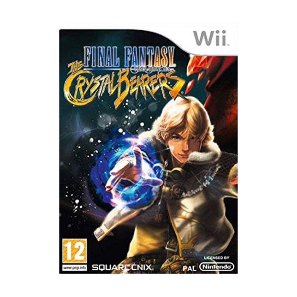 FINAL FANTASY CRYSTAL BEARERS WII PAL-FRA OCCASION