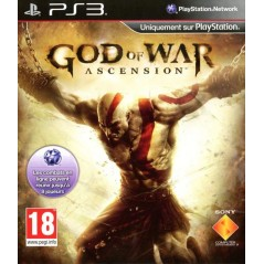 GOD OF WAR 4 ASCENSION PS3 FR OCCASION