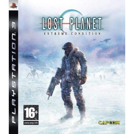 LOST PLANET EXTREME CONDITION PS3 FR OCCASION