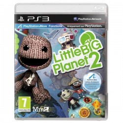 LITTLE BIG PLANET 2 PS3 FR OCCASION