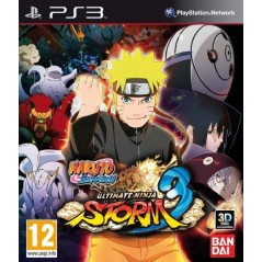 NARUTO SHIPPUDEN ULTIMATE NINJA STORM 3 PS3 FR OCCASION
