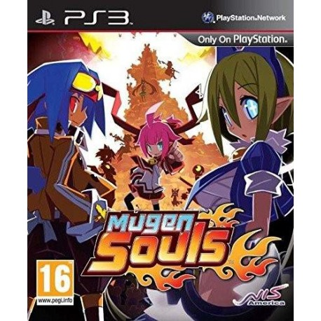 MUGEN SOULS PS3 FR OCCASION