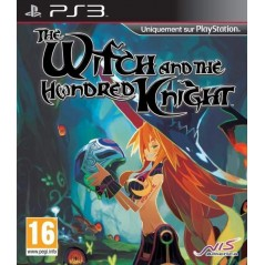 THE WITCH AND THE HUNDRED KNIGHTS PS3 FR OCCASION