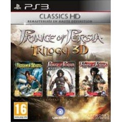 PRINCE OF PERSIA TRILOGY PS3 EURO OCCASION