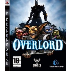 OVERLORD 2 PS3 FR OCCASION